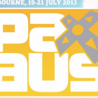 Sold out PAX Australia videogame festival begins in one week!