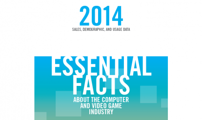 The ESA's 2014 Essential Facts about the computer and video game industry