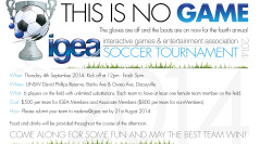IGEA Soccer Tournament 2014