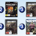 Top 10 games charts for the week ended 18 Jan 2015