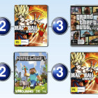 Top 10 games charts for the week ended 8 March 2015