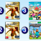 Top 10 games charts for the week ended 22 March 2015