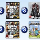 Top 10 games charts for the week ended 19 April 2015