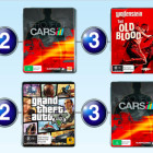 The Top 10 games charts for the week ended 17 May 2015