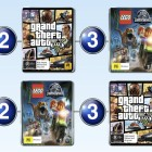 Top 10 games charts for the week ended 12 July 2015