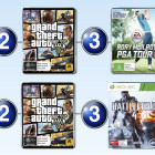 Top 10 games charts for the week ended 19 July 2015