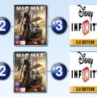 Top 10 games charts for the week ended 6 September 2015