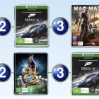 Top 10 games charts for the week ended 20 September 2015