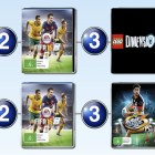 Top 10 games charts for the week ended 4 October 2015