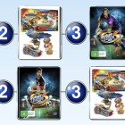 Top 10 games charts for the week ended 27 September 2015