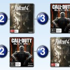 Top 10 games charts for the week ended 22 November 2015