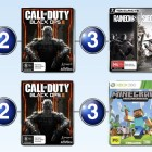Top 10 games charts for the week ended 31 January 2016