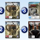 Top 10 games charts for the week ended 13 March 2016
