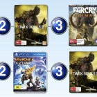 Top 10 games charts for the week ended 24 April 2016