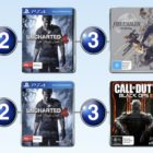 Top 10 games charts for the week ended 22 May 2016