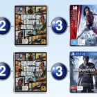 Top 10 games charts for the week ended 12 June 2016