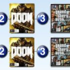 Top 10 games charts for the week ended 3 July 2016