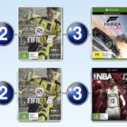 Top 10 games charts for the week ended 9 October 2016