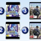 Top 10 games charts for the week ended 20 November 2016