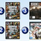 Top 10 games charts for the week ended 12 February 2017