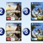 Top 10 games charts for the week ended 26 March 2017