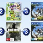 Top 10 games charts for the week ended 16 April 2016