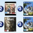 Top 10 games charts for the week ended 21 May 2017