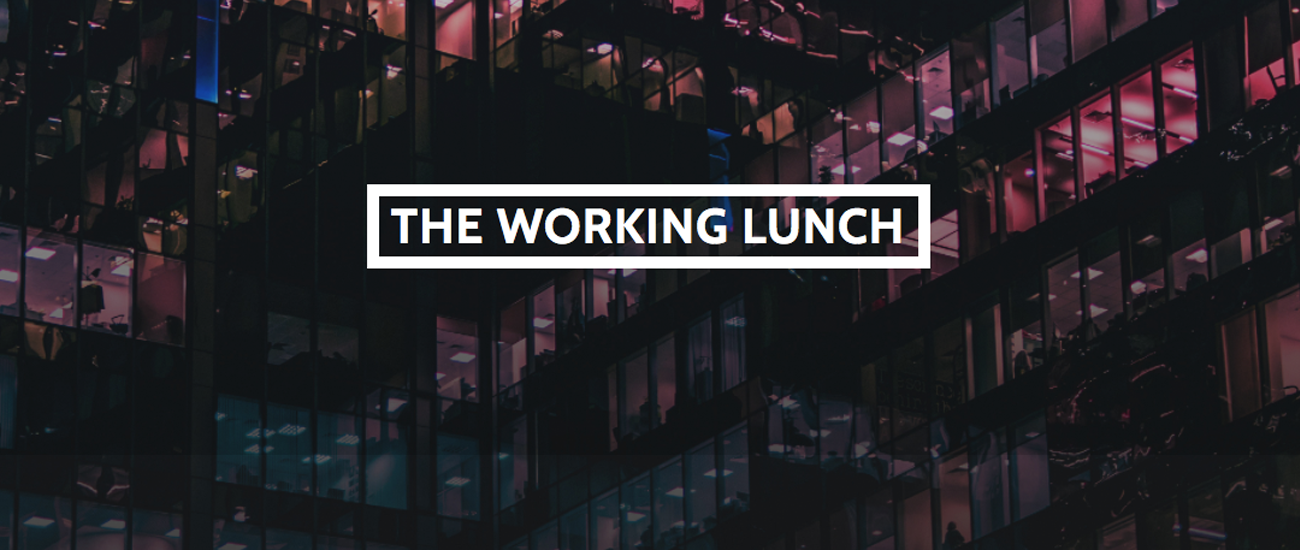 The Working Lunch - women helping women enter the video games industry