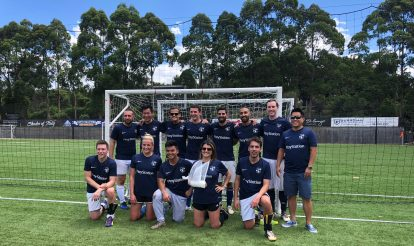 2017 Football Tournament Winners – Playstation Australia